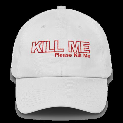 5a823661207 Thank You Bodega Bag Dad Hat - Enrique Armani Design